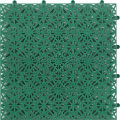 Art. No,:130GR11 - (type B = surface with Knobs) - Bergo Excellence Green